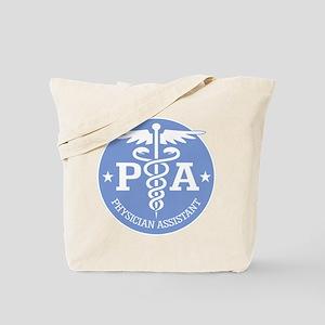 Caduceus PA (rd) Tote Bag