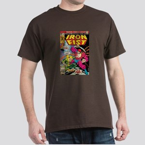 iron fist comic Dark T-Shirt