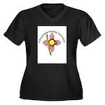 Large ASA Logo Plus Size T-Shirt