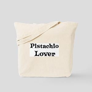 Pistachio lover Tote Bag