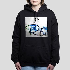 Right On S Women's Hooded Sweatshirt