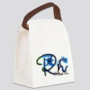 Right On S Canvas Lunch Bag