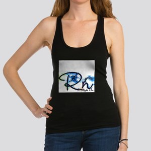 Right On S Racerback Tank Top