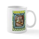 Beaver Brush Mugs