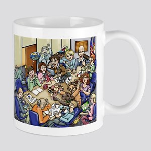 Bored Meeting Mugs