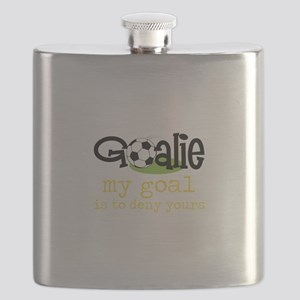 My Goal Is To Deny Yours Flask