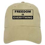 Freedom is Everything Cap