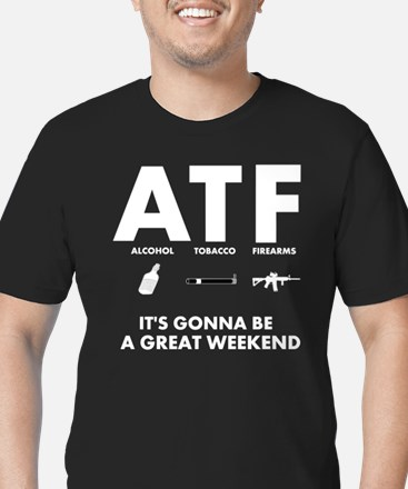 ATF WEEKEND T-Shirt