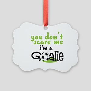 Im A Goalie Ornament