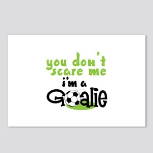 Im A Goalie Postcards (Package of 8)