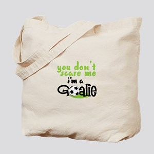 Im A Goalie Tote Bag