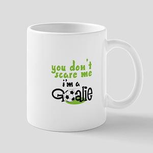 Im A Goalie Mugs