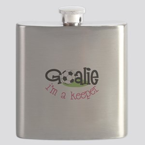 Im A Keeper Flask