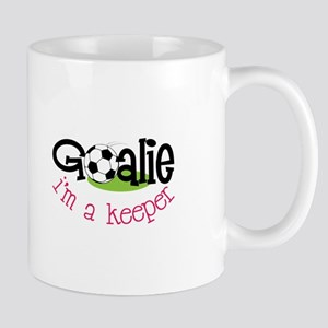 Im A Keeper Mugs