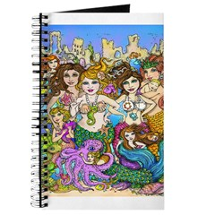 Don't Mess with Mermaids Journal