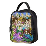 Don't Mess with Mermaids Neoprene Lunch Bag