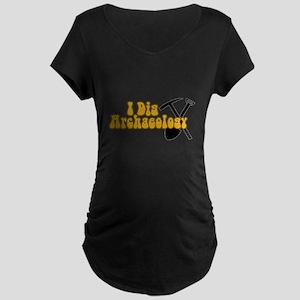 Archaeology Maternity T-Shirt