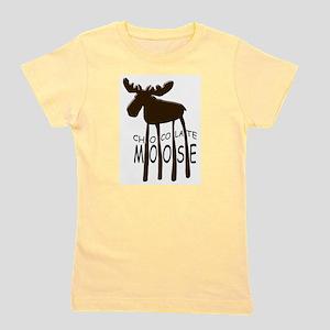 Chocolate Moose Girl's Tee