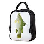 Nile Perch C Neoprene Lunch Bag