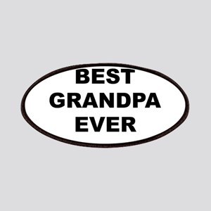 Best Grandpa Ever Patches
