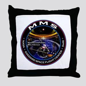 Magnetospheric Multiscale Throw Pillow