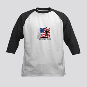 Support Our Troops! Baseball Jersey