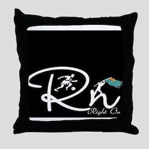 RNLog WW Throw Pillow
