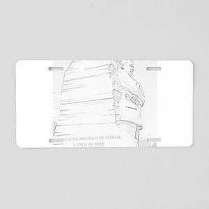 photo 5 Aluminum License Plate