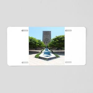 photo 1 Aluminum License Plate