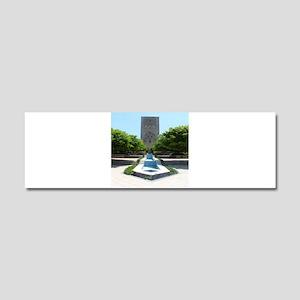 photo 1 Car Magnet 10 x 3