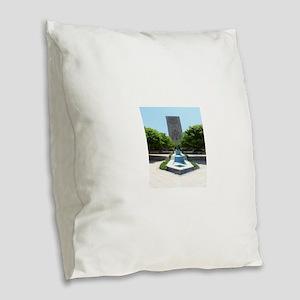 photo 1 Burlap Throw Pillow