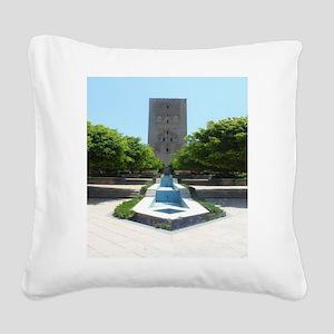 photo 1 Square Canvas Pillow