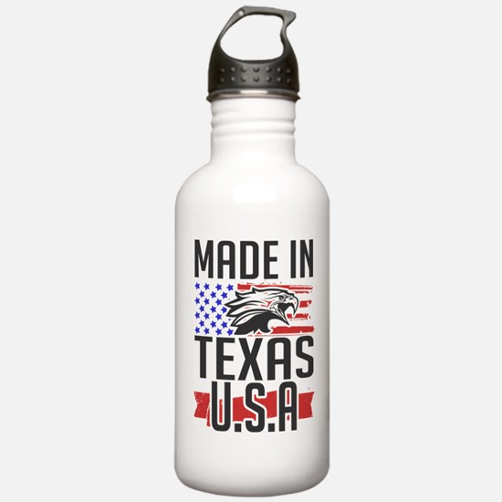 MADE IN TEXAS USA Water Bottle
