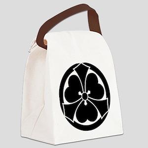 Wood sorrel with jut-out-swords i Canvas Lunch Bag