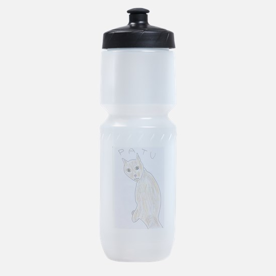 Unique Del sol Sports Bottle