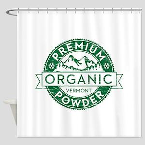 Vermont Powder Shower Curtain
