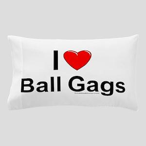 Ball Gags Pillow Case