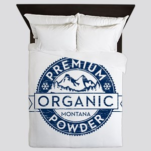 Montana Powder Queen Duvet