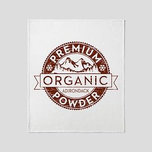 Adirondack Powder Throw Blanket