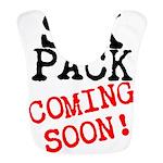 Six Pack Coming Soon Bib