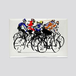 Tour de France Rectangle Magnet