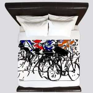 Tour de France King Duvet