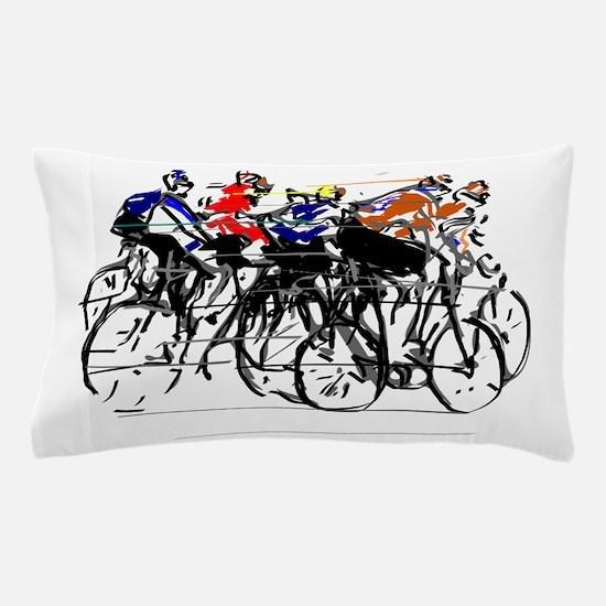 Tour de France Pillow Case