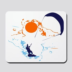 Kite Surfing Mousepad
