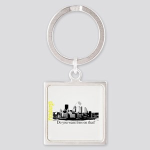 Pittsburgh Keychains
