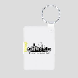 Pittsburgh Keychains