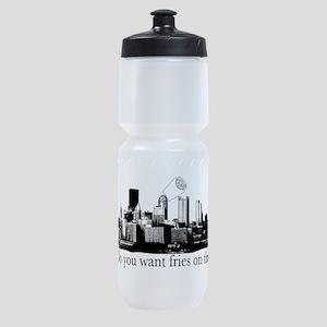Pittsburgh Sports Bottle