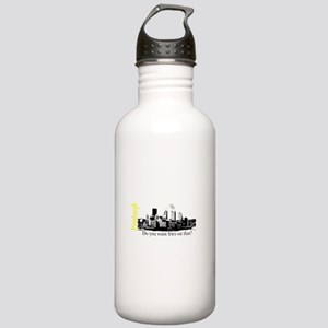 Pittsburgh Water Bottle