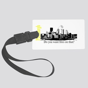 Pittsburgh Luggage Tag