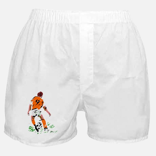 Funny Goal keeper Boxer Shorts